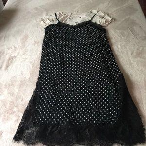 Free People layered dress Size 0